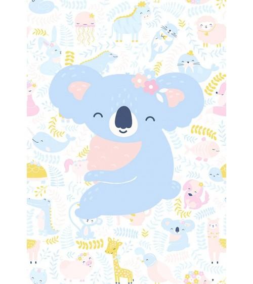 koala slike, dečije sobe, izrada postera