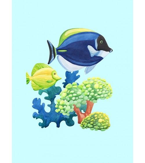 morske koralne ribice