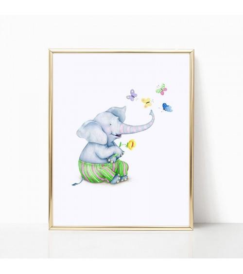 slon slike
