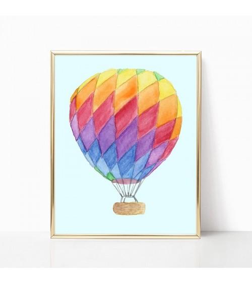 vazdušni baloni slike