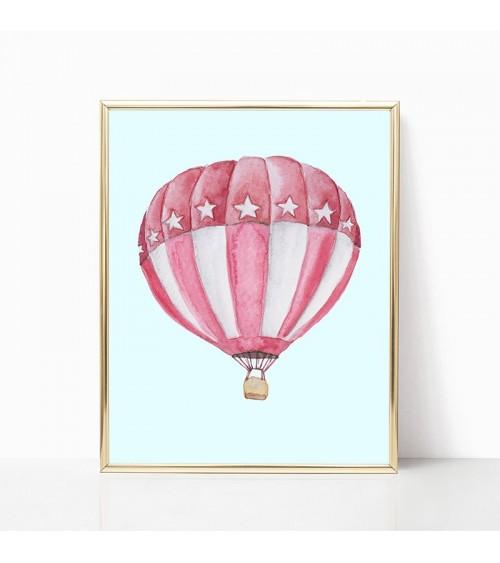 putovanje vazdusnim balonom