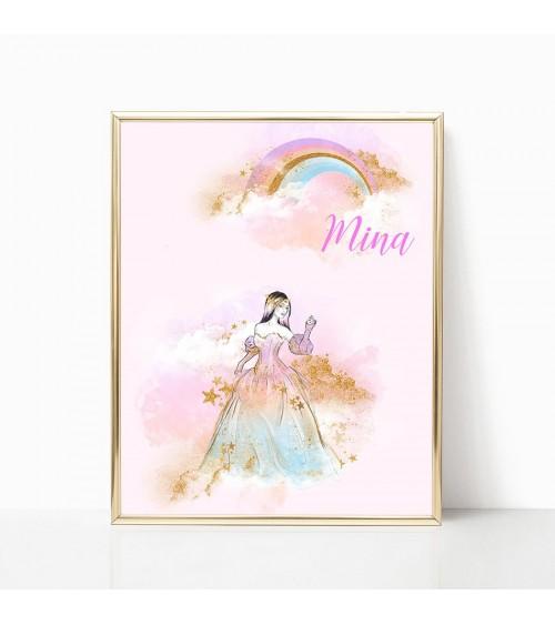princeza slike za devojčicu