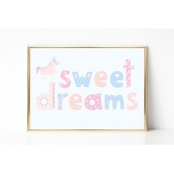 sweet dreams posteri