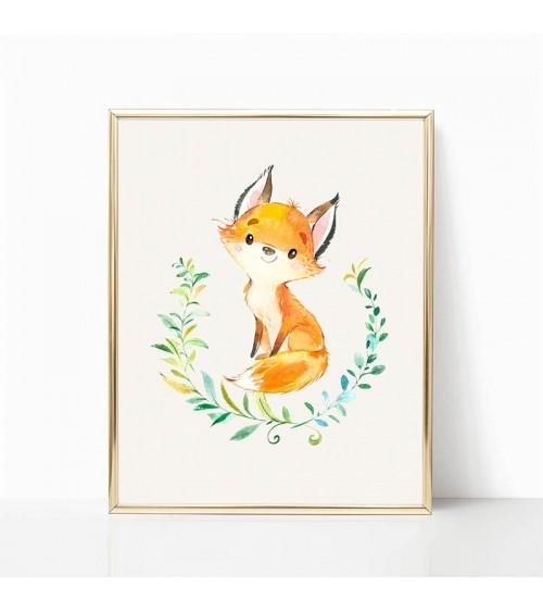 lisica crtezi
