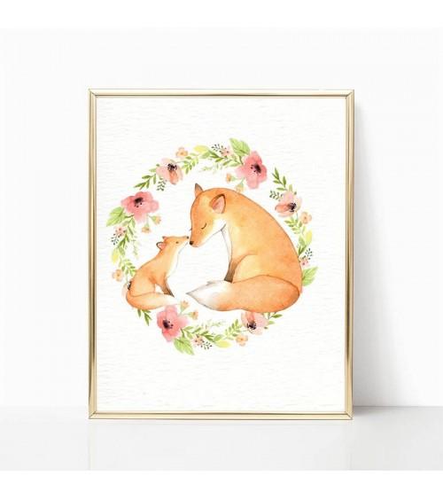 lisica slike za bebe