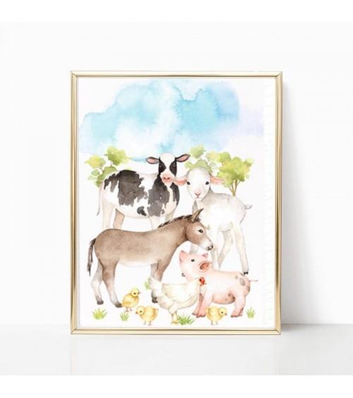 crtezi životinja za decu