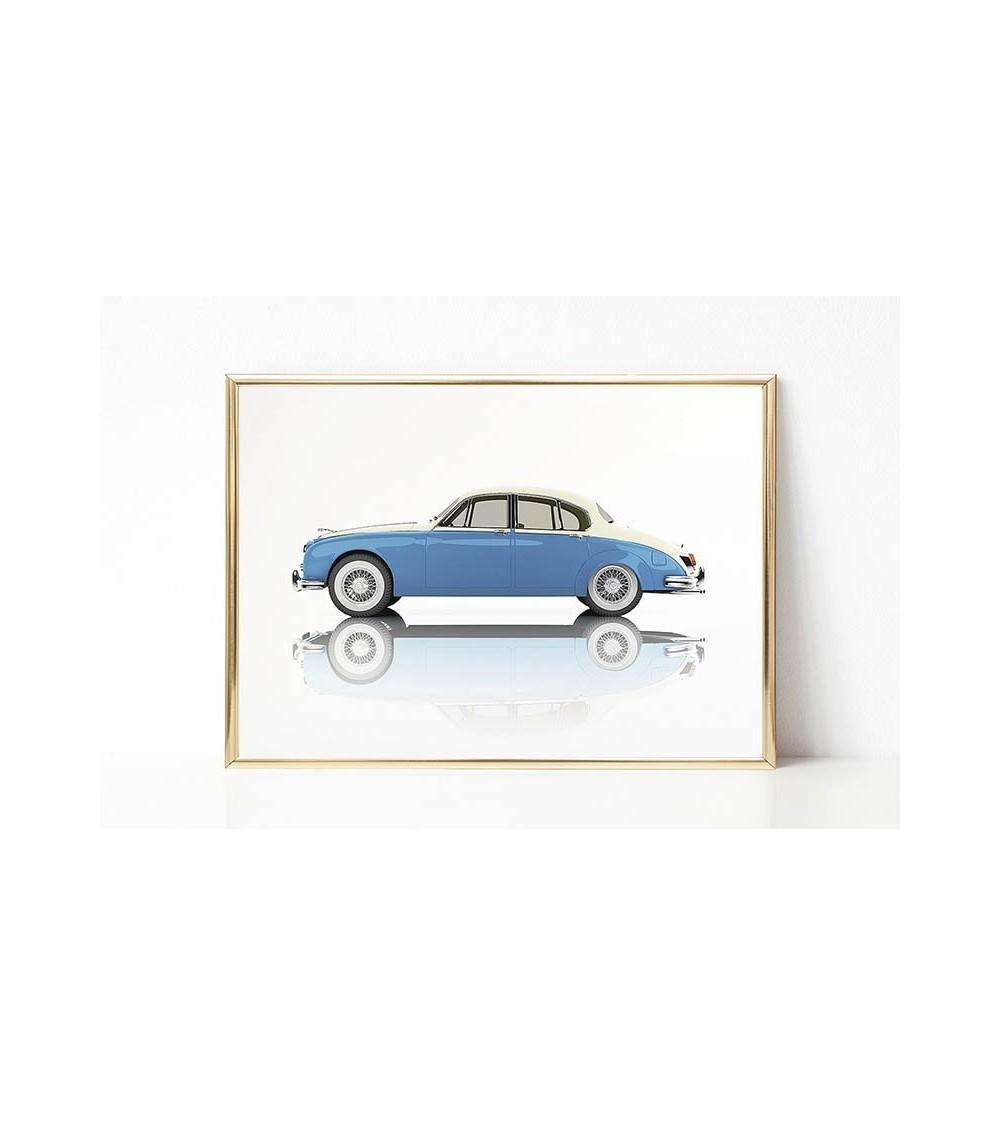 retro automobili posteri prodaja