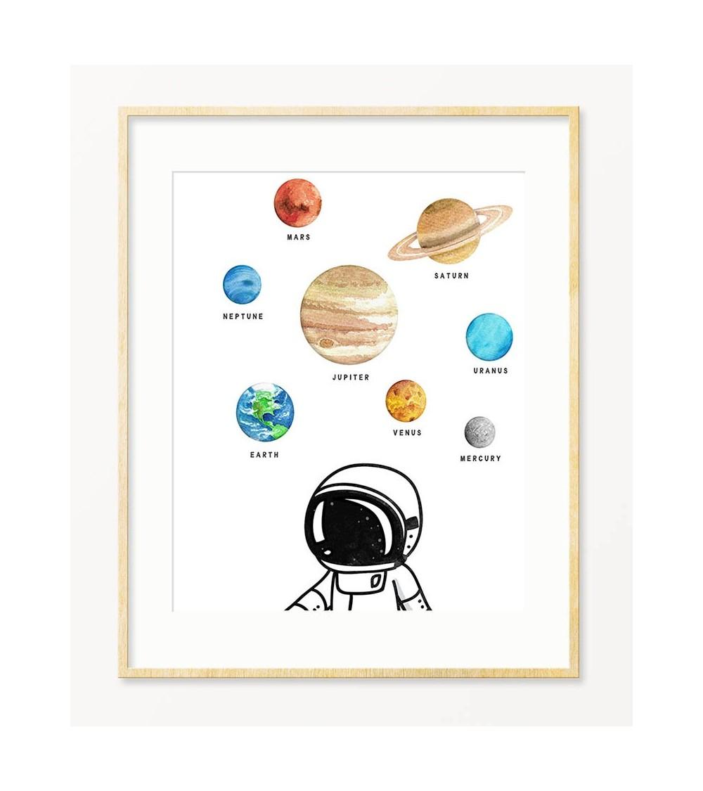 solarni sistem slike i posteri za decu