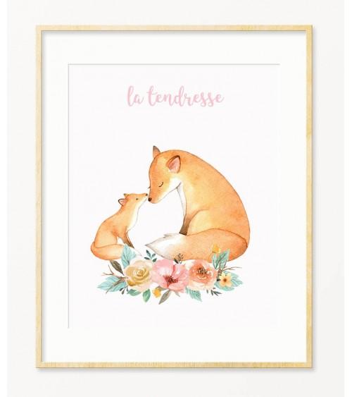 Lisica i lija deciji posteri
