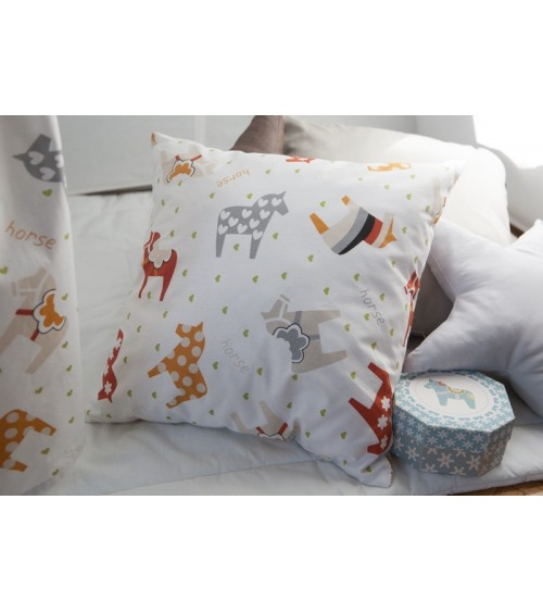 Konjić jastuk za decu