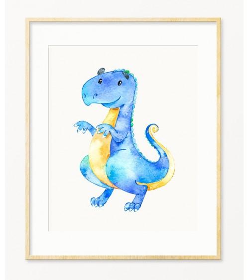 Posteri za deciju sobu Dinosaurusi