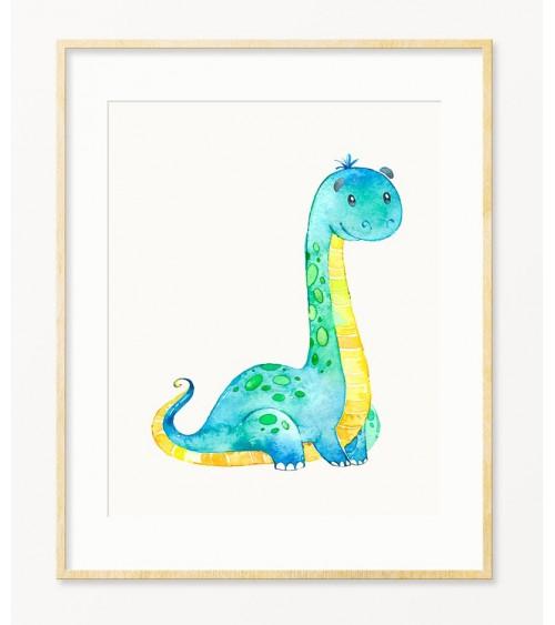 Posteri za uramljivanje Dinosaurusi