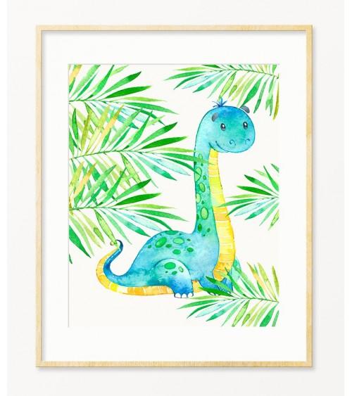 Bebi Dinosaurus slike za bebinu sobu