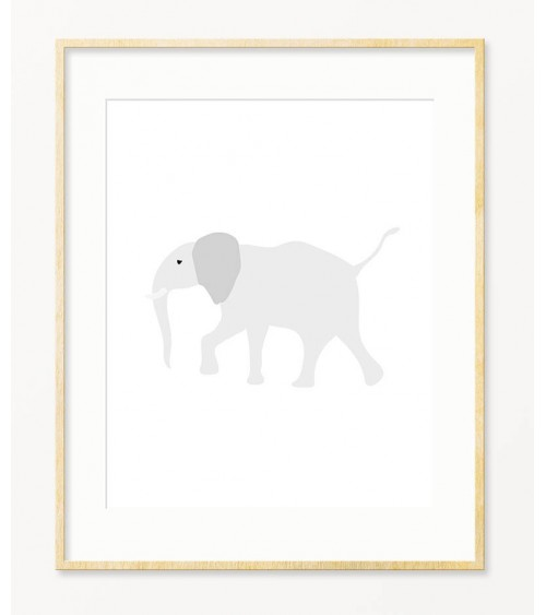 Slon posteri za decu
