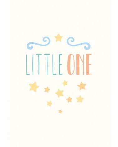 zvezdice posteri za bebine sobe