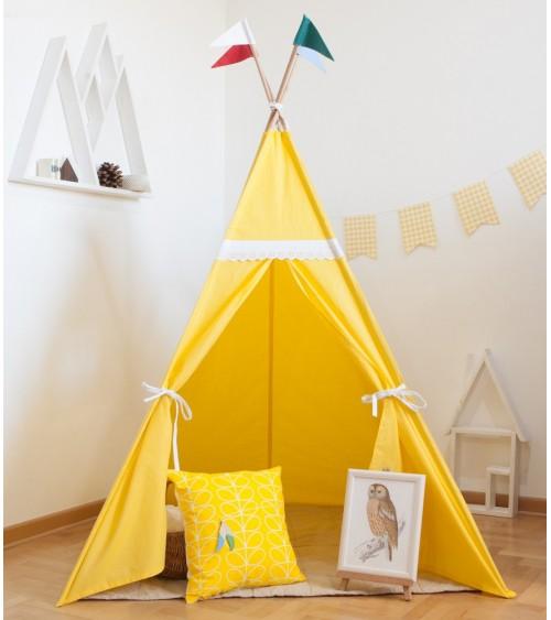 indijanski šator za decu