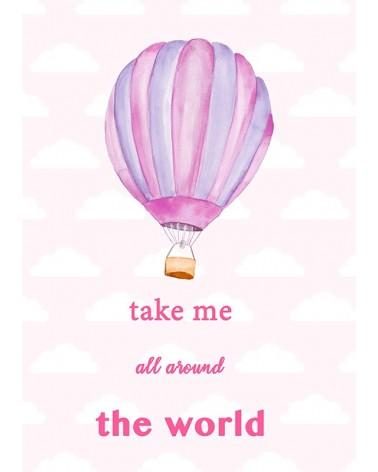 slike sa vazdusnim balonima