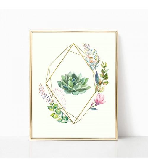 sukulenti cveće slike posteri