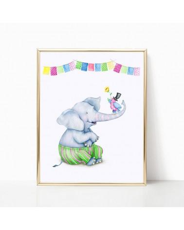 slika slona