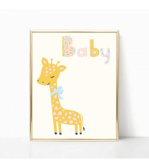 žirafa slike