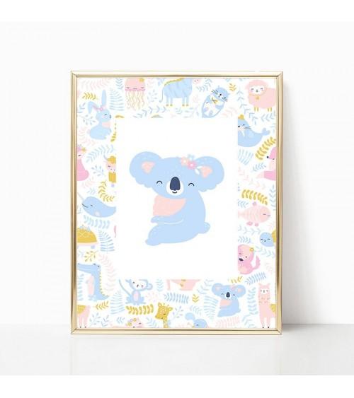 koala posteri za decu
