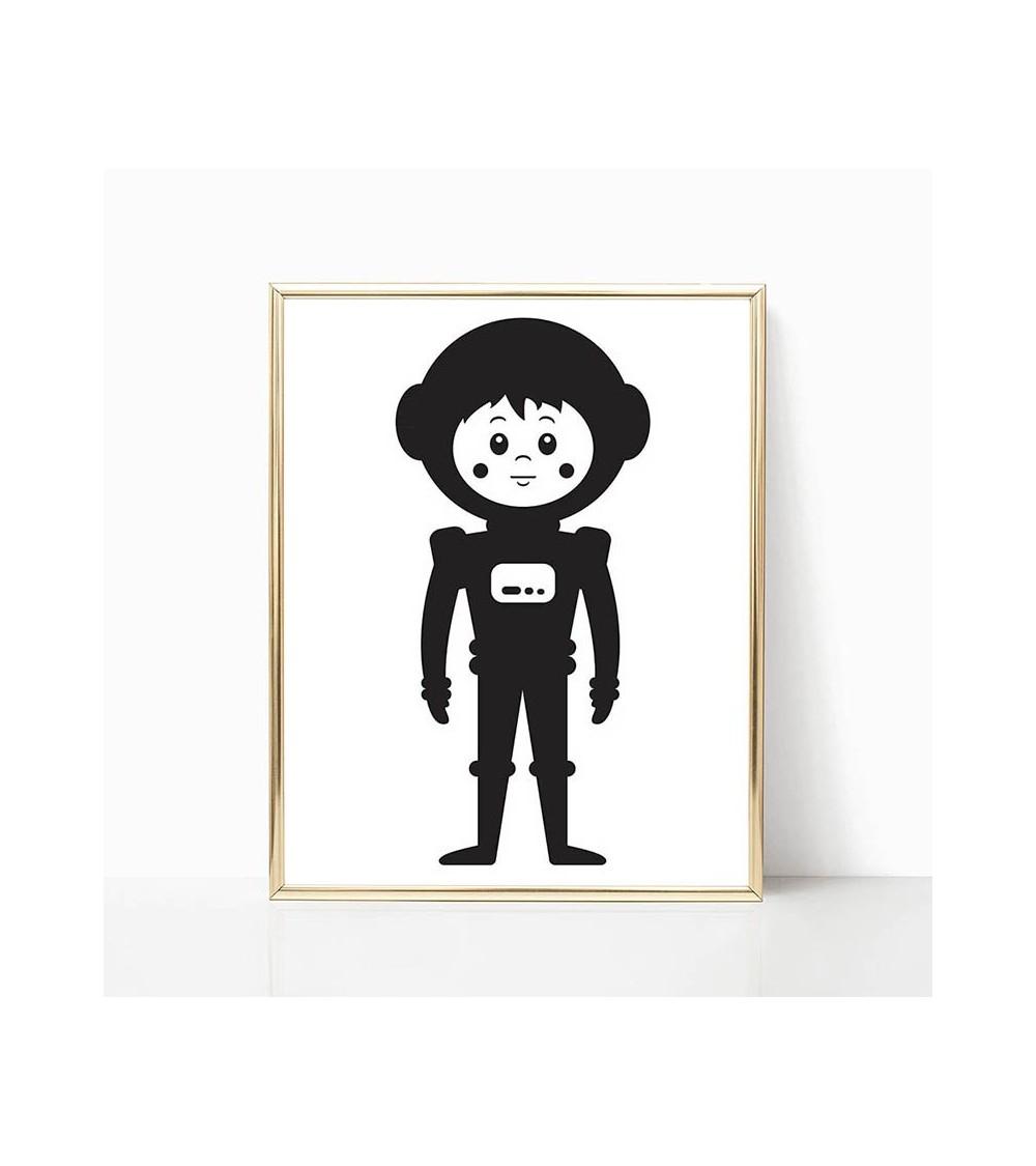 mali astronaut