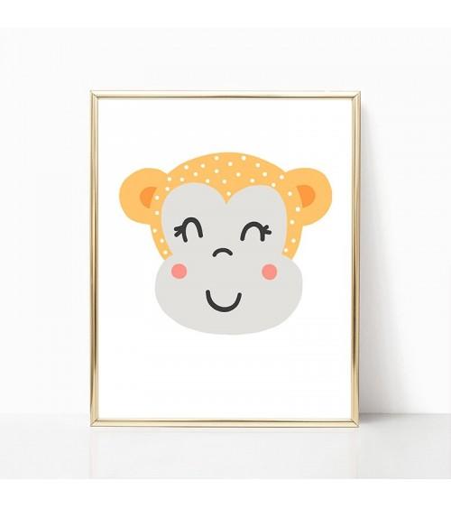 majmun slike za decu