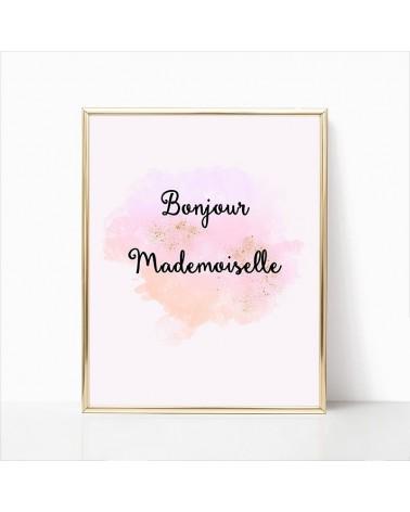 bonjour mademoiselle slike