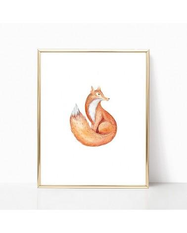 lepa lisica slike posteri