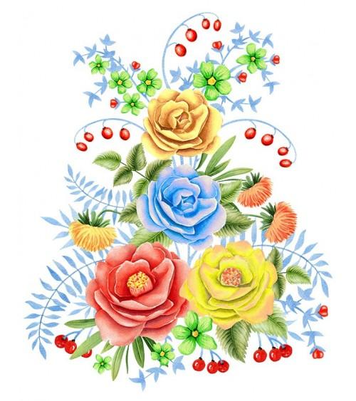 buket od ruža