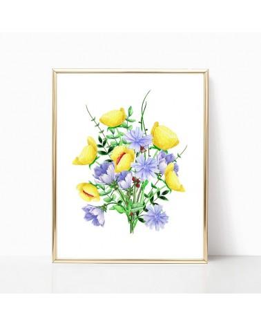 posteri sa cvećem