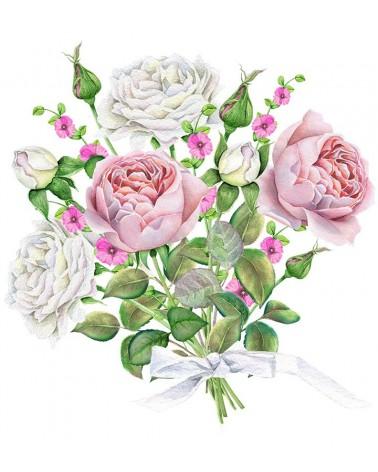 roze ruže
