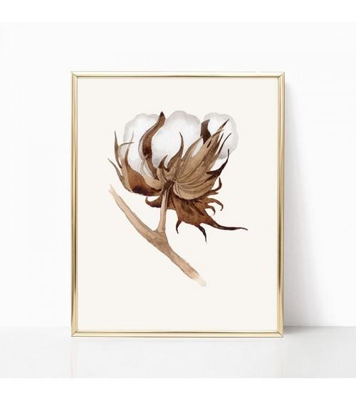 cvet pamuka enterijer