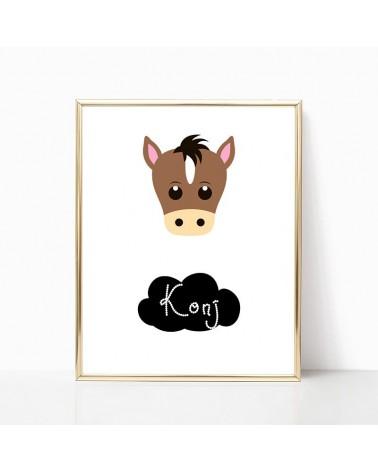 konjić slike za decu
