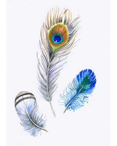 paun perje slike