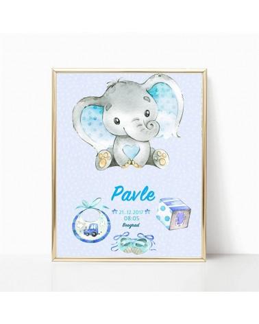 mali slon