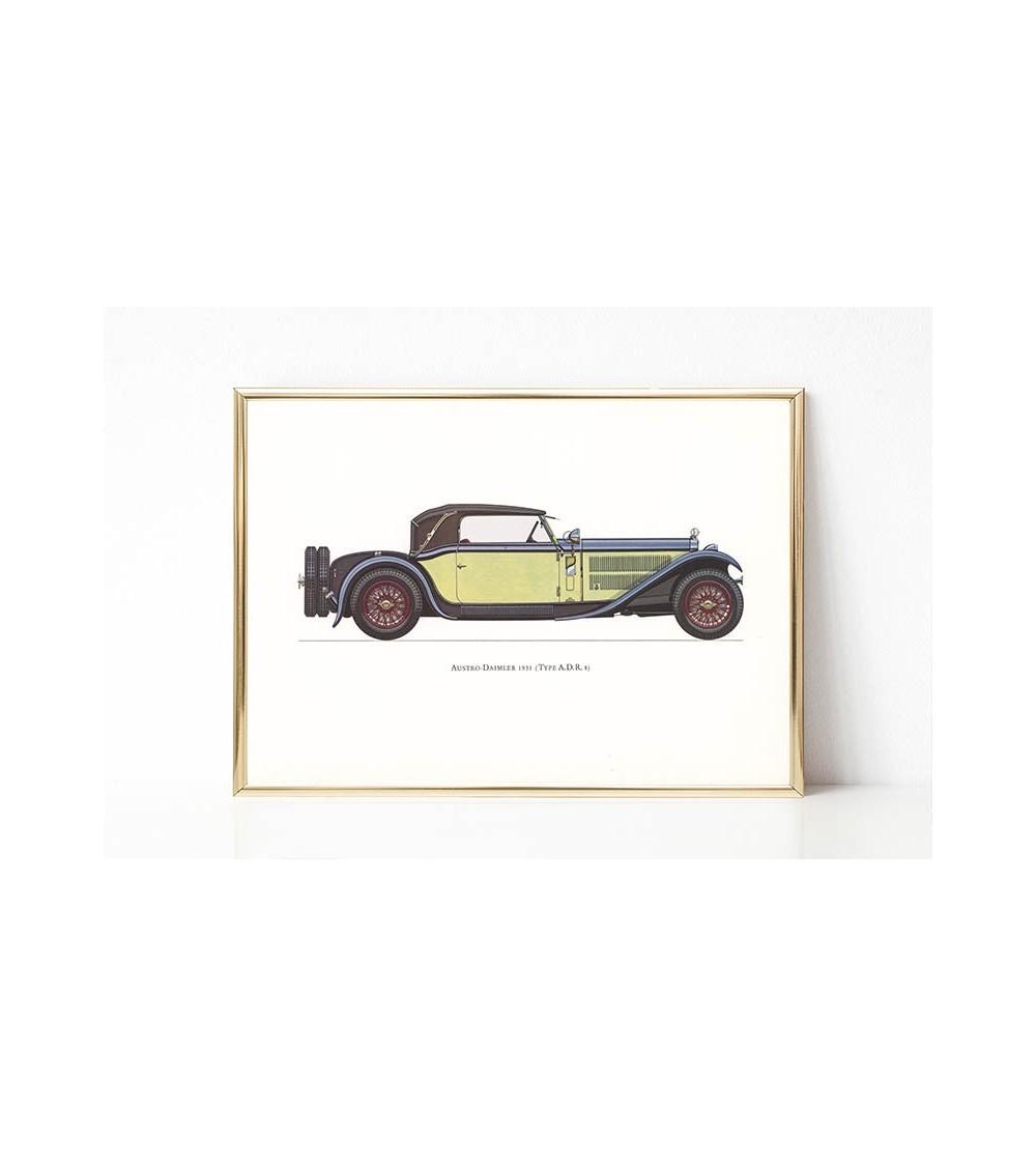 Austro-Daimler oldtajmeri