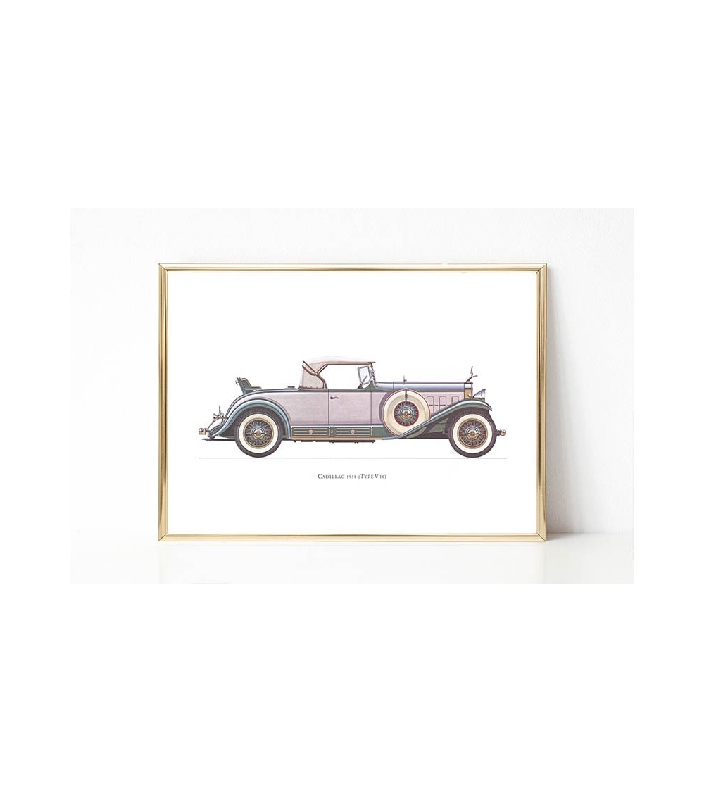 Cadillac oldtajmeri