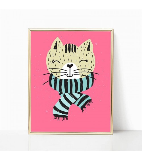 mačka slike posteri