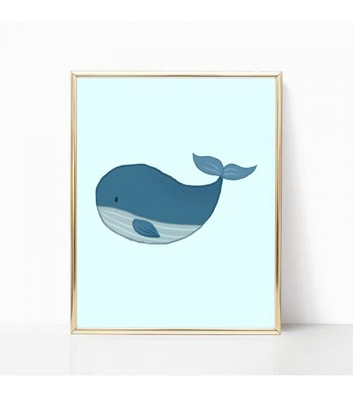 plavi kit slike za decu