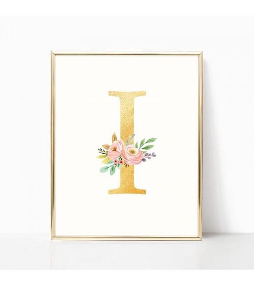 dekorativna slova za devojcicu