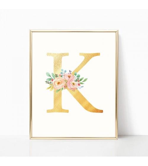 dekorativna slova poklon