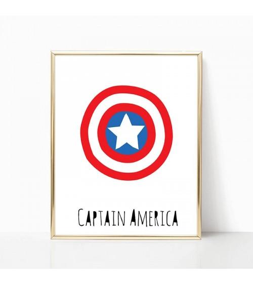 kapetan amerika posteri za zid