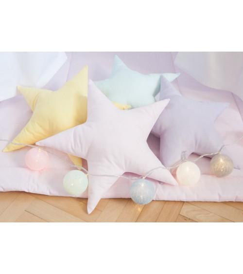 jastuci zvezdice za deciju sobu