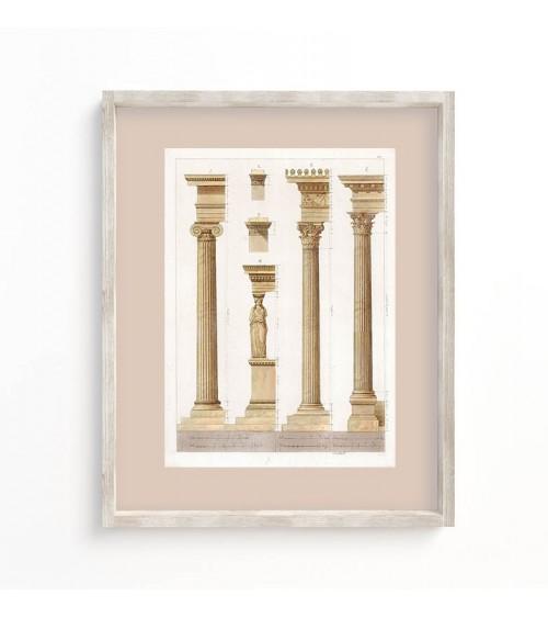 Printovi sa temom Arhitektura za dekoraciju enterijera
