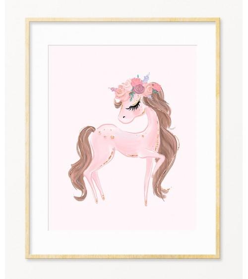 Roze Jednorog poklon za devojčice