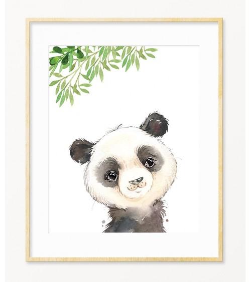Panda simpatične slike za bebine slike