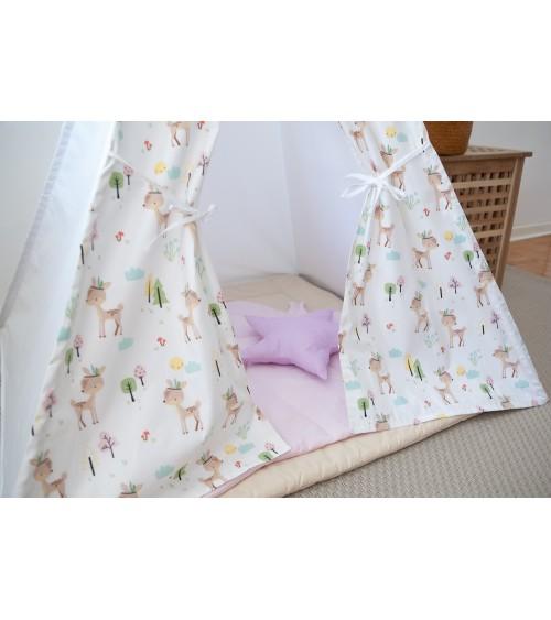 Dečiji šatori sa životinjicama cena