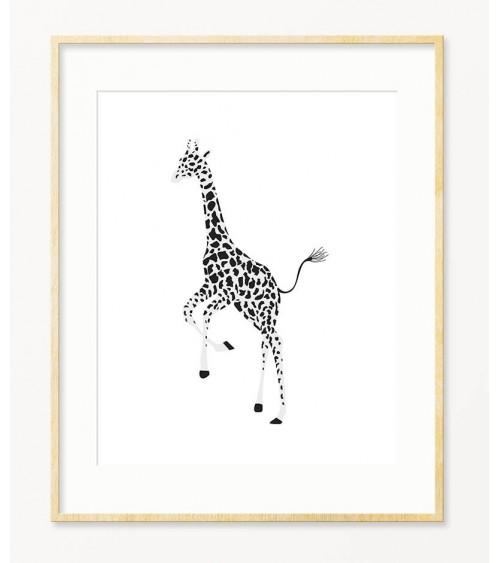 Žirafa posteri za decu