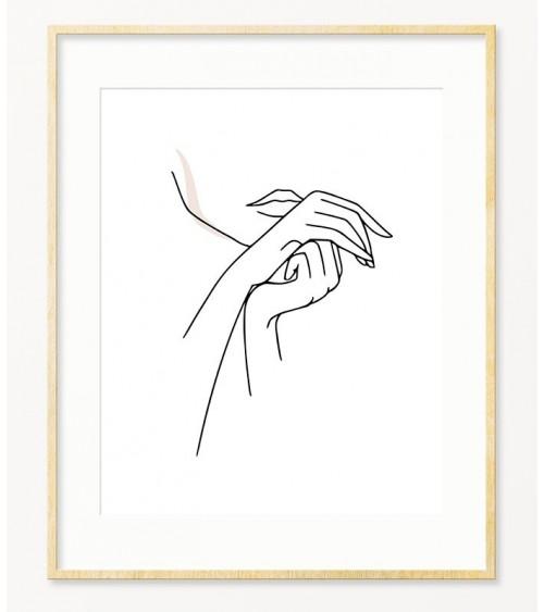Ženske ruke. Slike za SALON LEPOTE